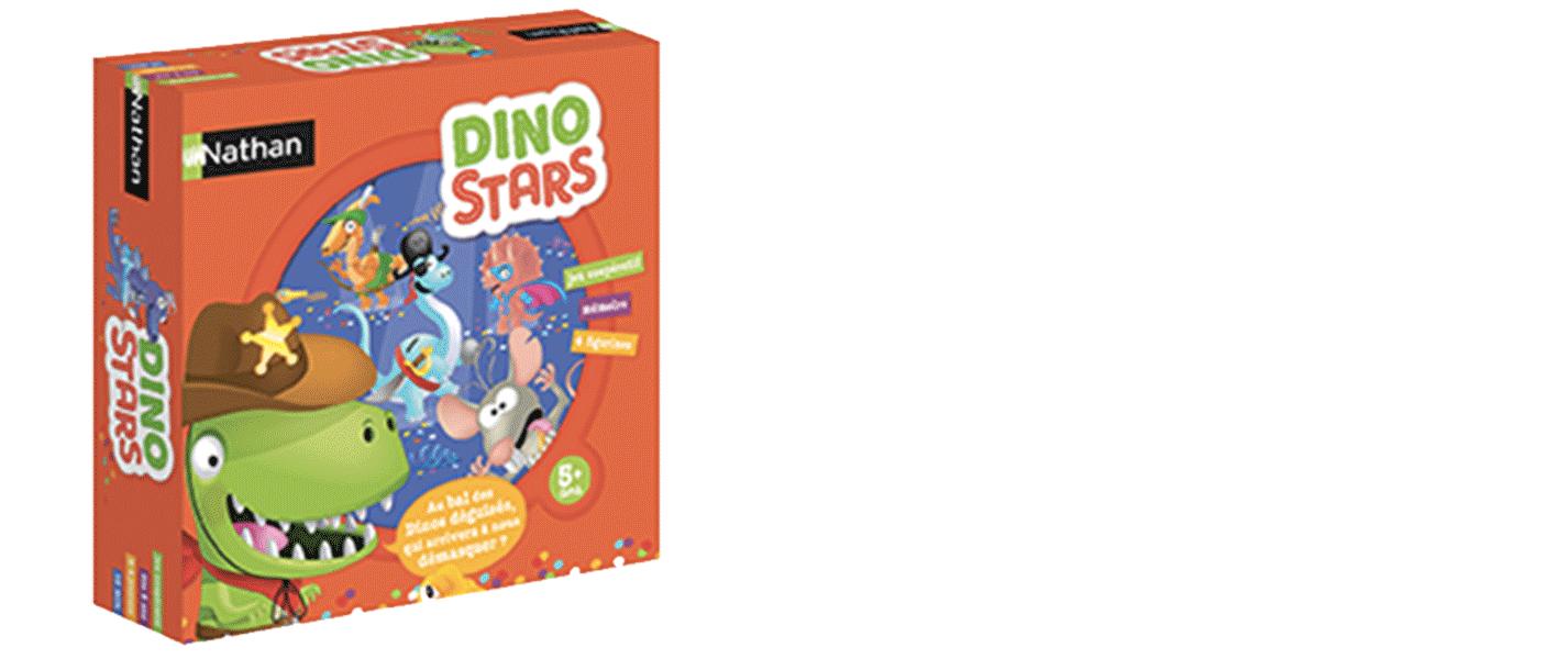 Dino-stars